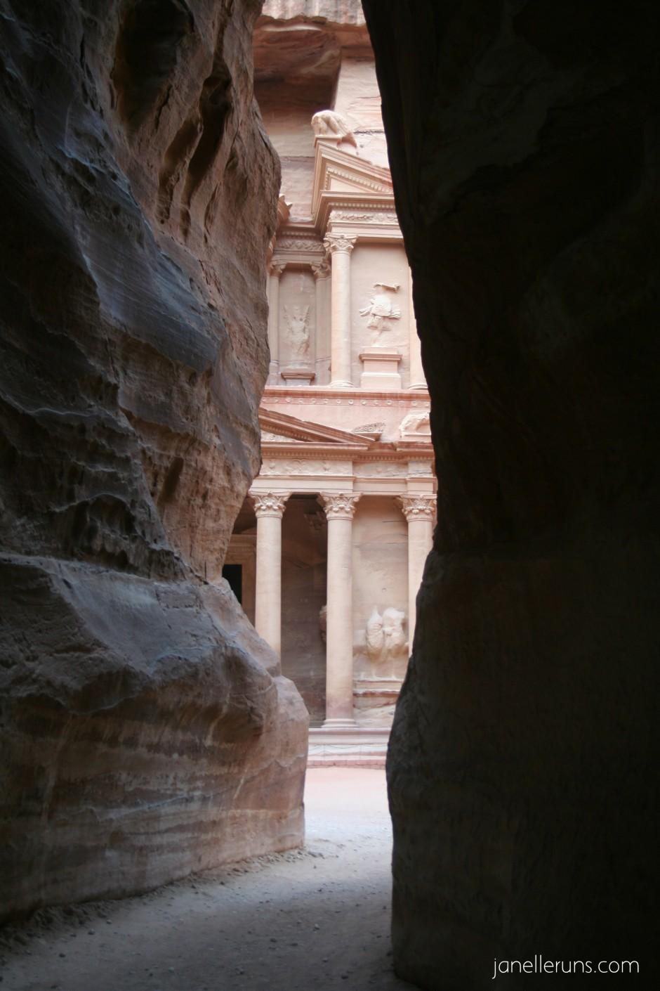 Petra - Janelle Runs - Explore