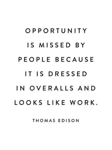 Work Ethic Quote