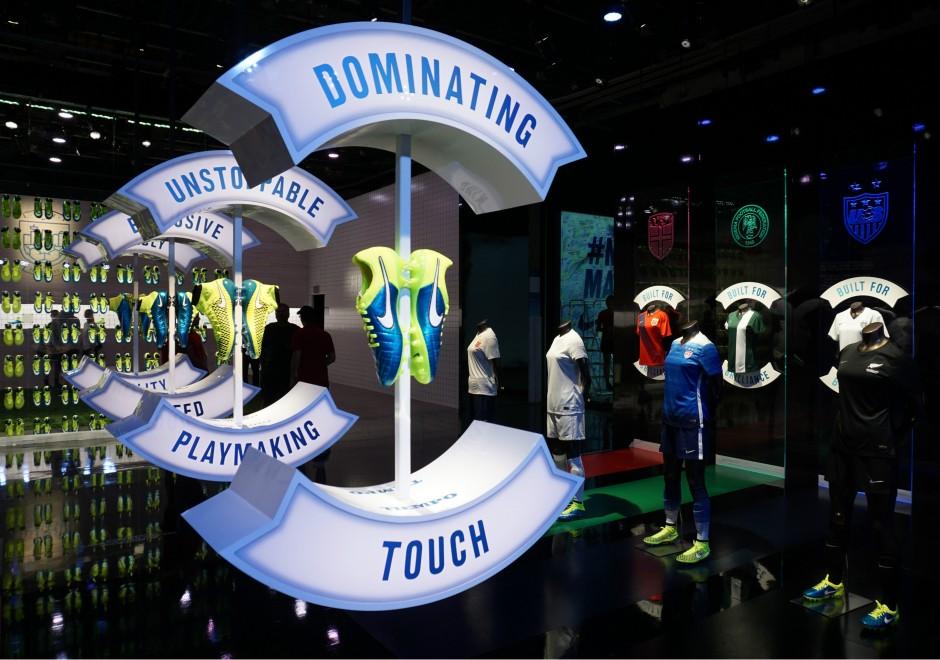The Nike Underground