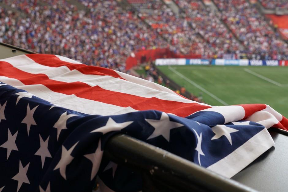 WWC2015 - USA Flag