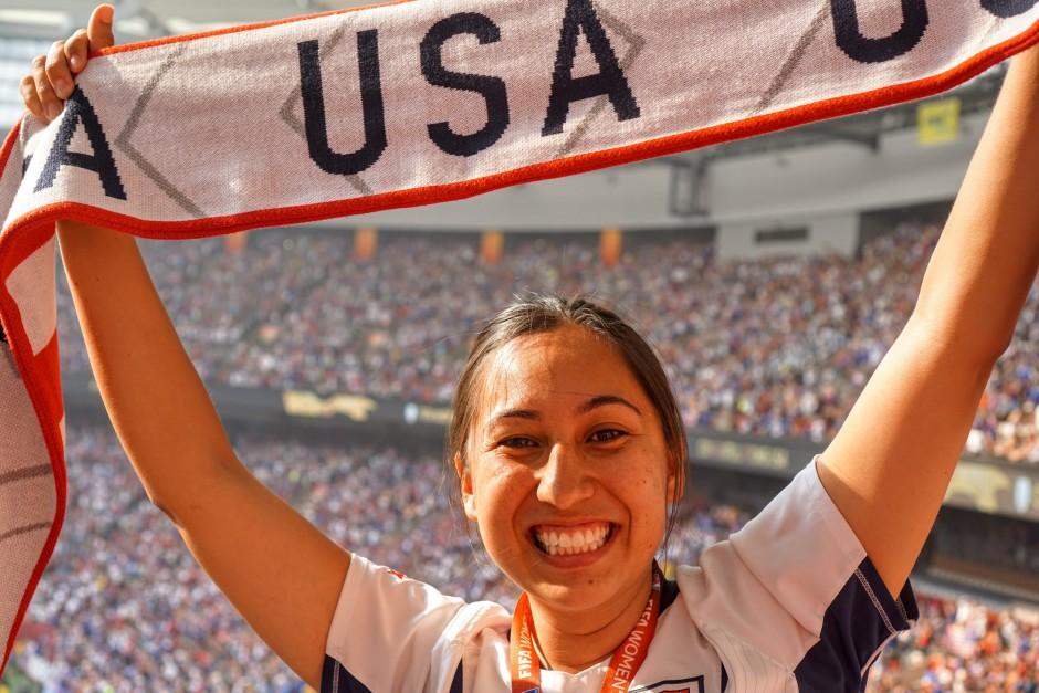 WWC2015 - USA Victory